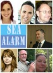 The Sea Alarm team