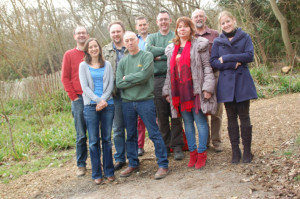 Mallydams Wood hosts European Oiled Wildlife Responders meeting