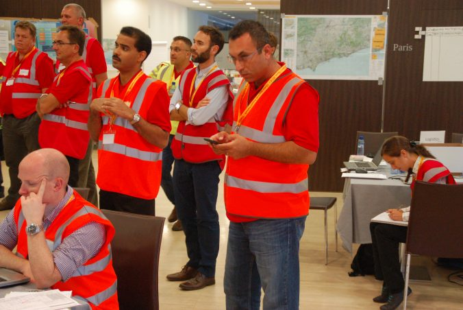 Sea Alarm Exercises Oiled Wildlife Response With Shell In Spain