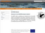 EUROWA landing page.