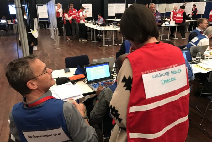 Sea Alarm Assists Shell With Oil Spill Exercise In Denmark