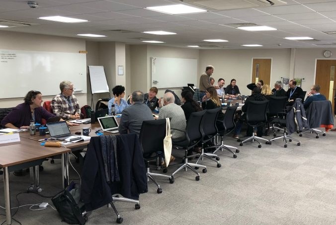 GOWRS Holds First In-person Meeting Of 2020 In The UK