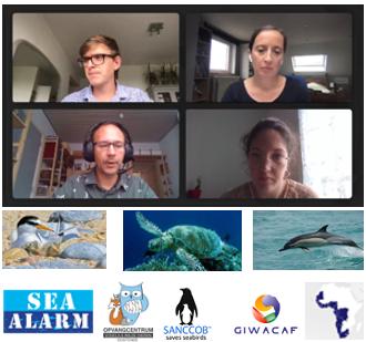 Sea Alarm Participates In Successful GI WACAF Webinar