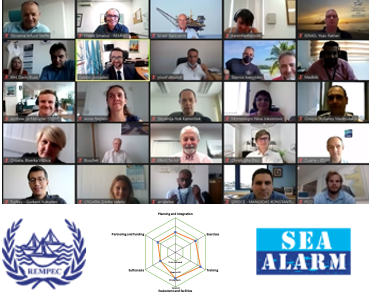 Guiding Mediterranean Countries On Using Sea Alarm's Self-Assessment Tool
