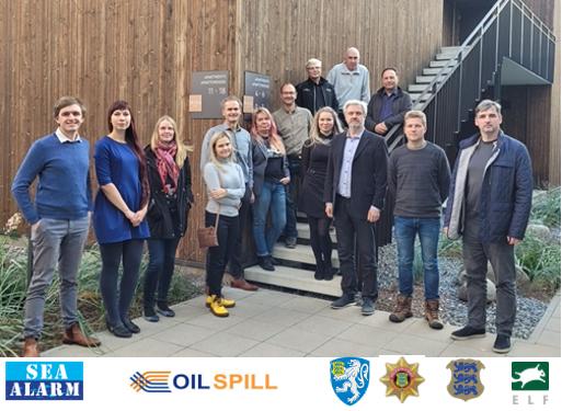National Oiled Wildlife Training Course To Further Estonian Preparedness